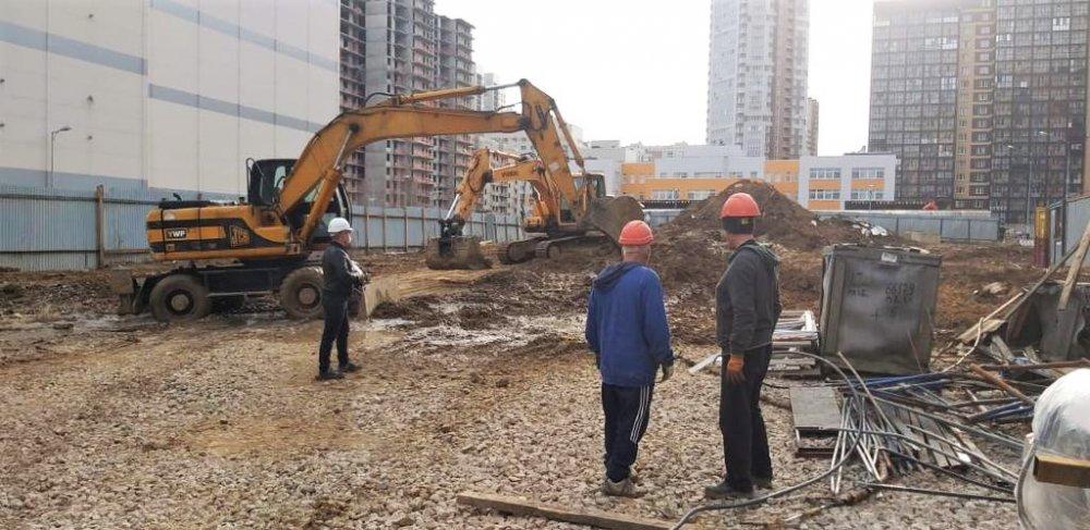 Стартовали работы по завершению строительства поликлиники в Реутове