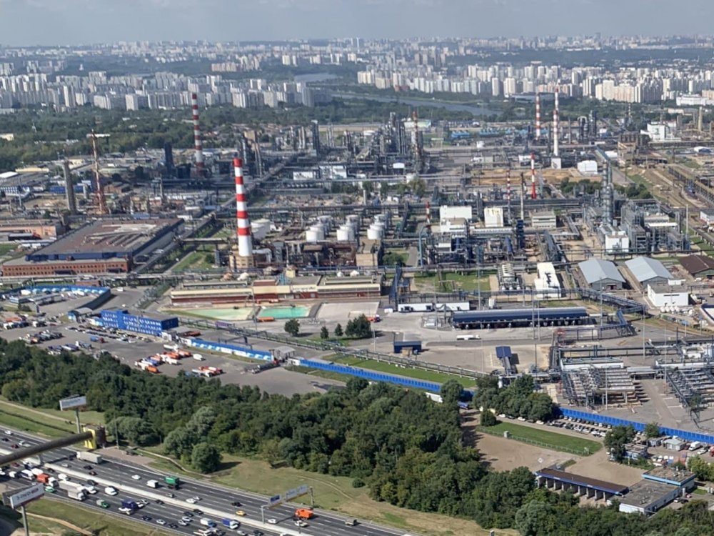 Москва выставит на торги 500 га в бывших промзонах