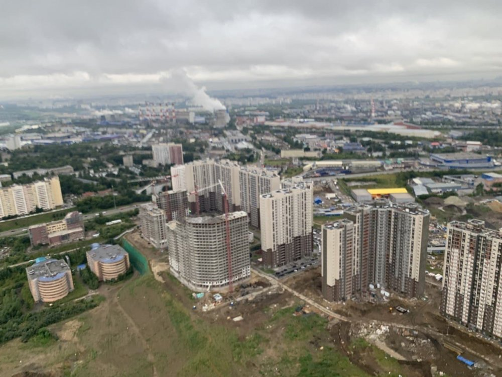 Мосгосстройнадзор проверил стройки Москвы на соблюдение требований по профилактике COVID-19