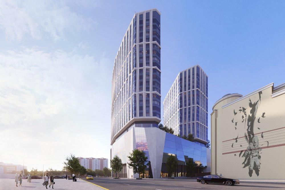 Антон ДЕТУШЕВ, CEO IKON Development: «Сохранили команду и наращиваем объемы строительства»
