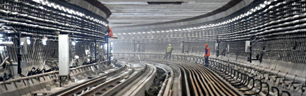 Финальный двухпутный тоннель на БКЛ пройдет под руслом Москвы-реки