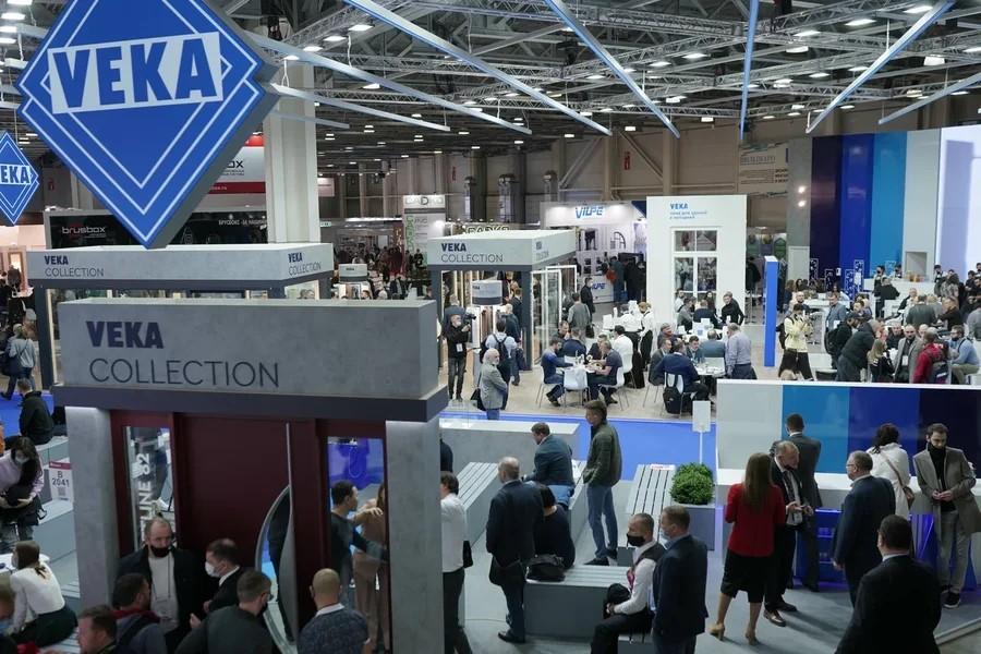 Mosbuild 2021: на полях деловой программы VEKA