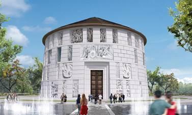 На территории Тушино появится интерактивный культурно-выставочный центр