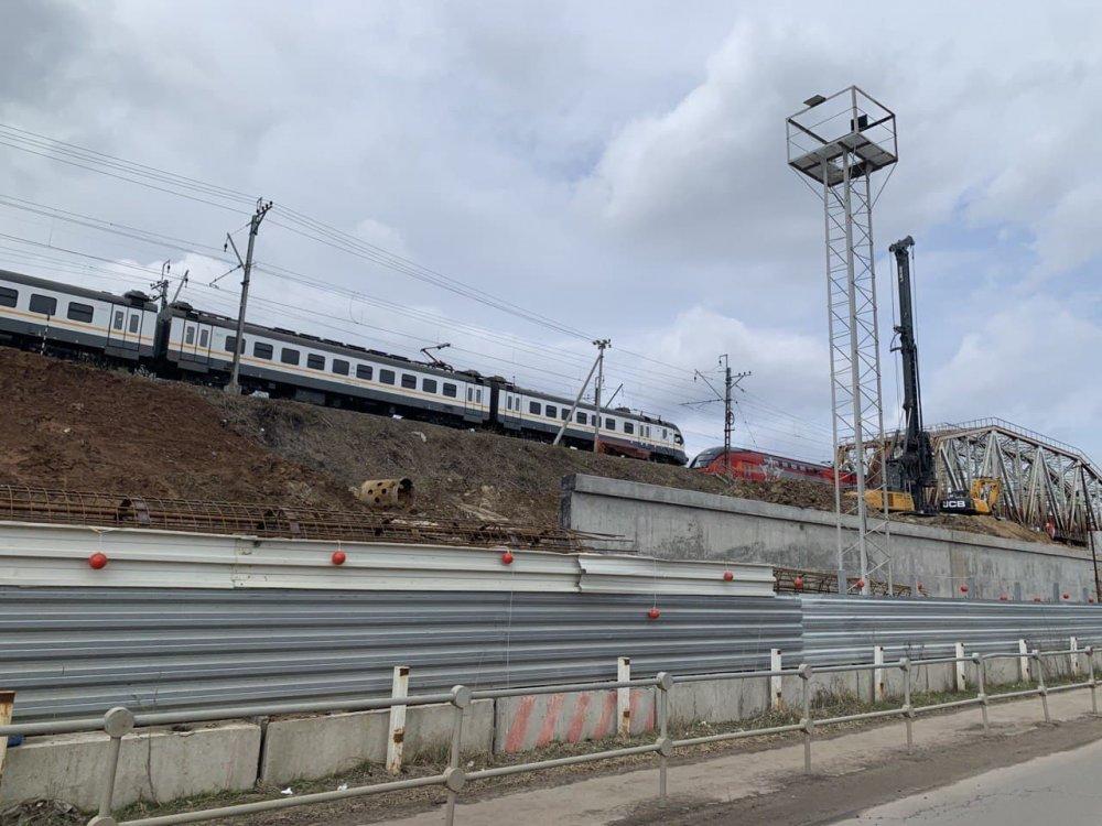 Строительство четырех электродепо ведется в Москве