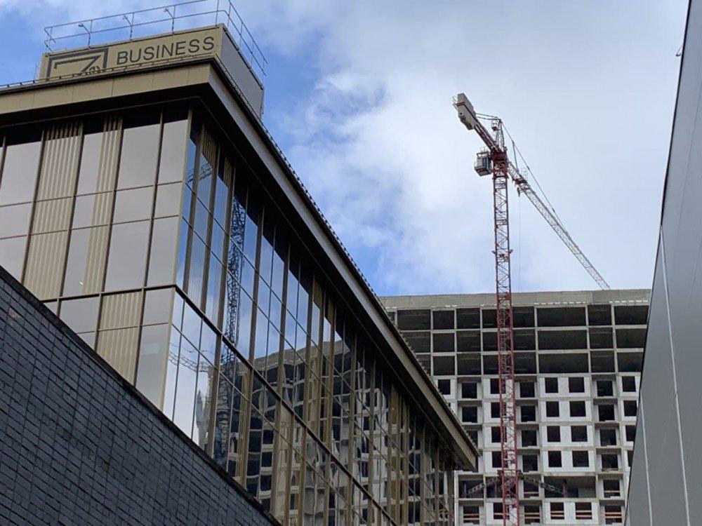 Более 3,5 млн кв. метров недвижимости ввели в Москве за первые четыре месяца этого года