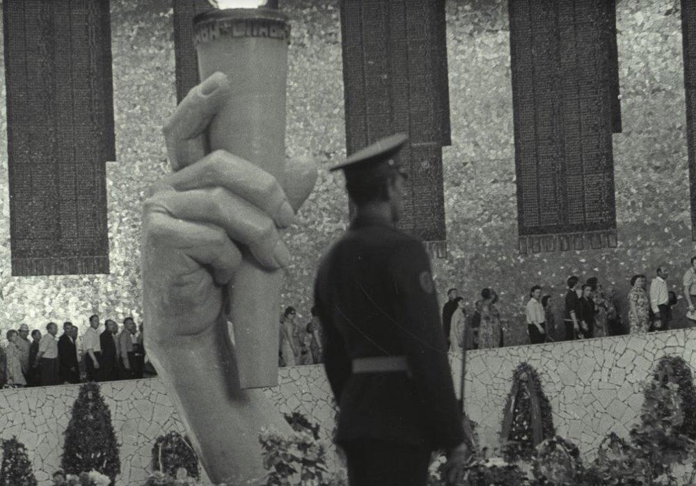 Имена героев – участников Великой Отечественной войны присвоены географическим объектам