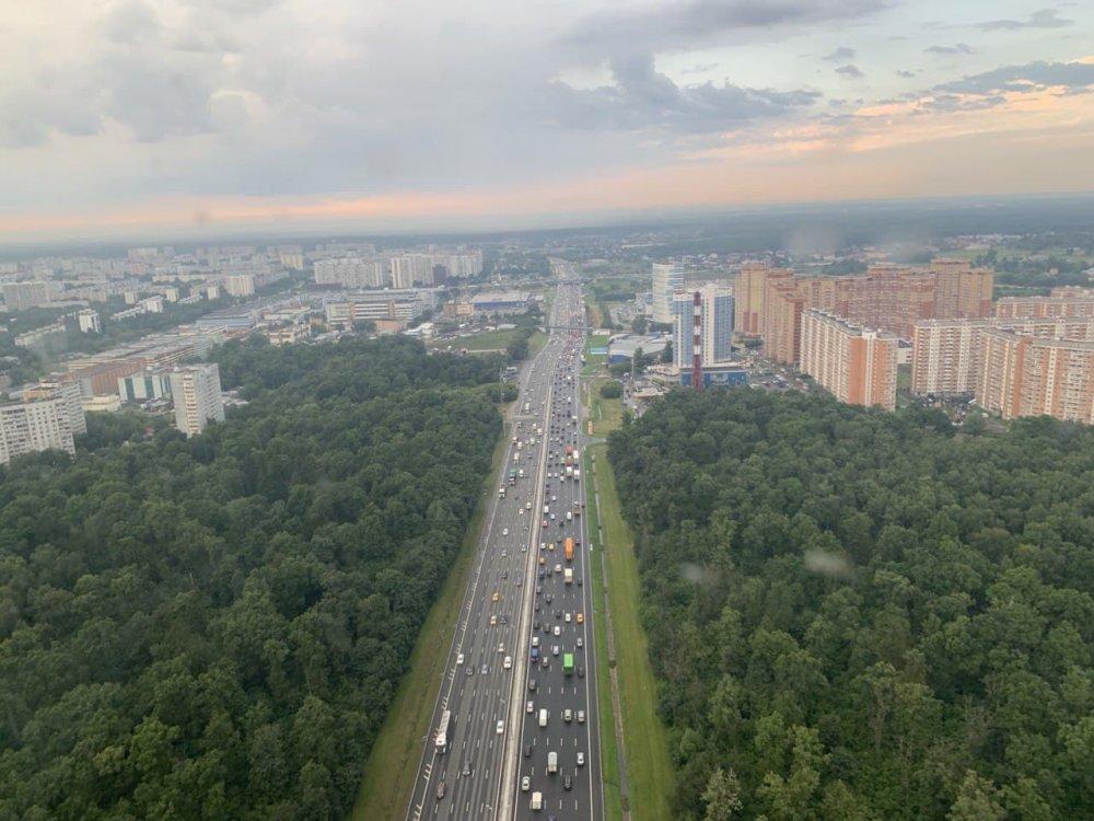 В столице ввели в эксплуатацию 3,6 млн квадратных метров недвижимости