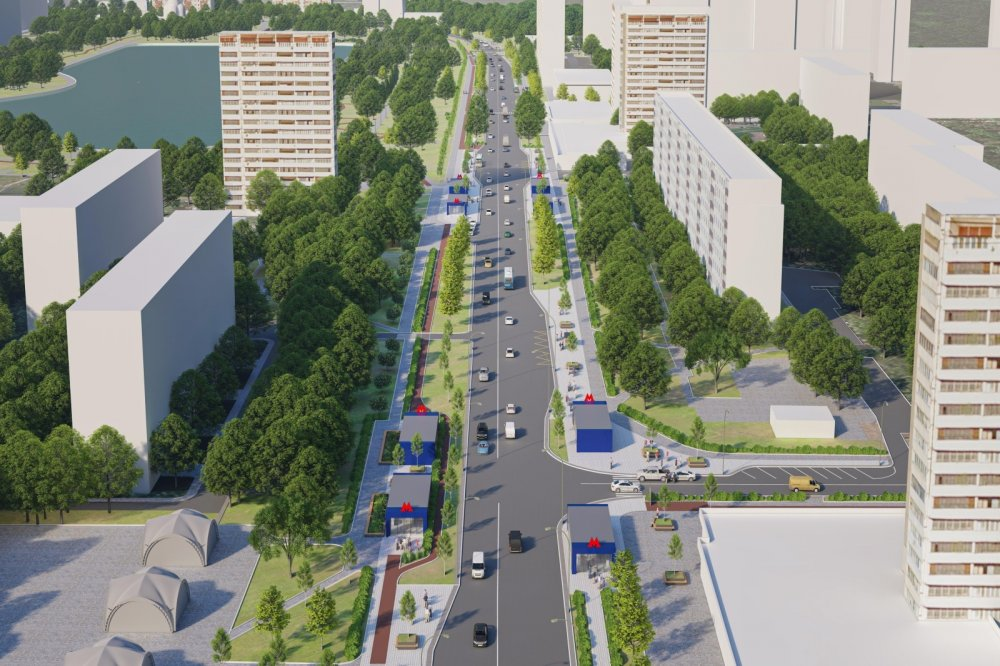 Собянин утвердил проект строительства станции метро «Гольяново»