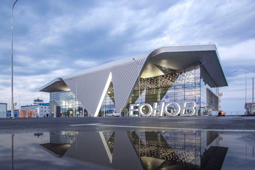 Архитектор Андрей Асадов рассказал об особенностях нового аэровокзального комплекса международного аэропорта в Кемерово