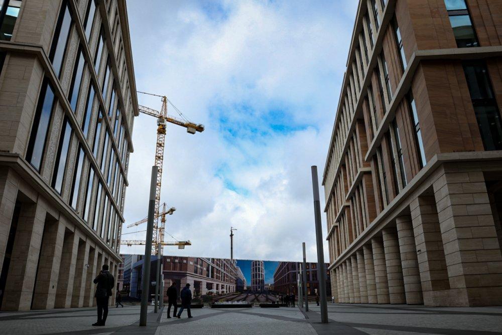 Старт реализации II-й очереди делового квартала «Невская Ратуша» (80 тыс. кв. м. офисов класса «А+»)