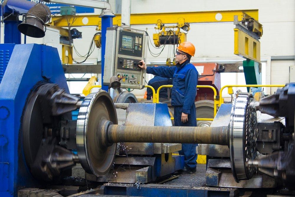 Каширский вагоноремонтный завод «Новотранс» поставил рекорд по выпуску отремонтированных вагонов на сеть