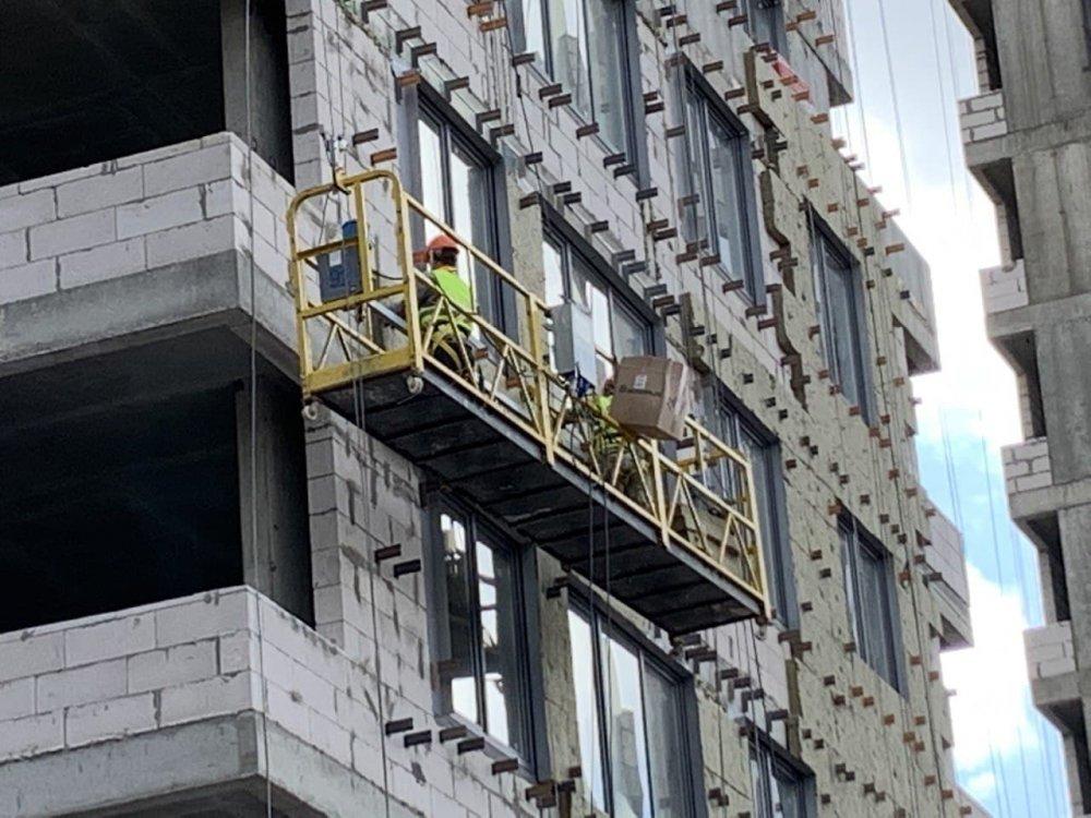 В СВАО проверят качество строительства жилого дома по реновации