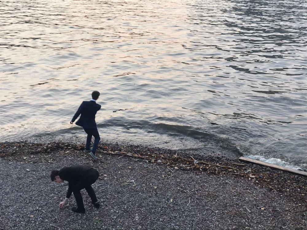 Как в Ногинске проходит благоустройство набережной реки Клязьма