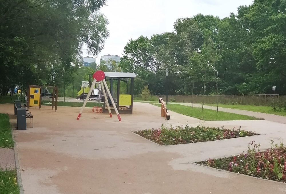Где в Воскресенске откроется больше 20 детских площадок