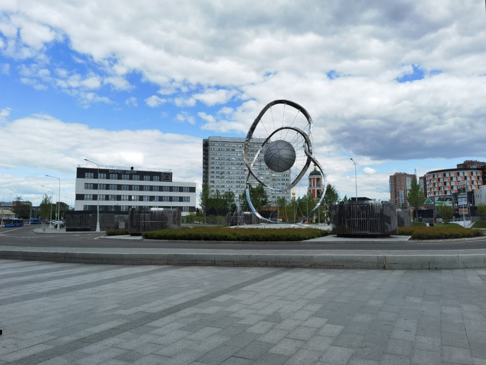 Нижегородский район для жизни, спорта и отдыха