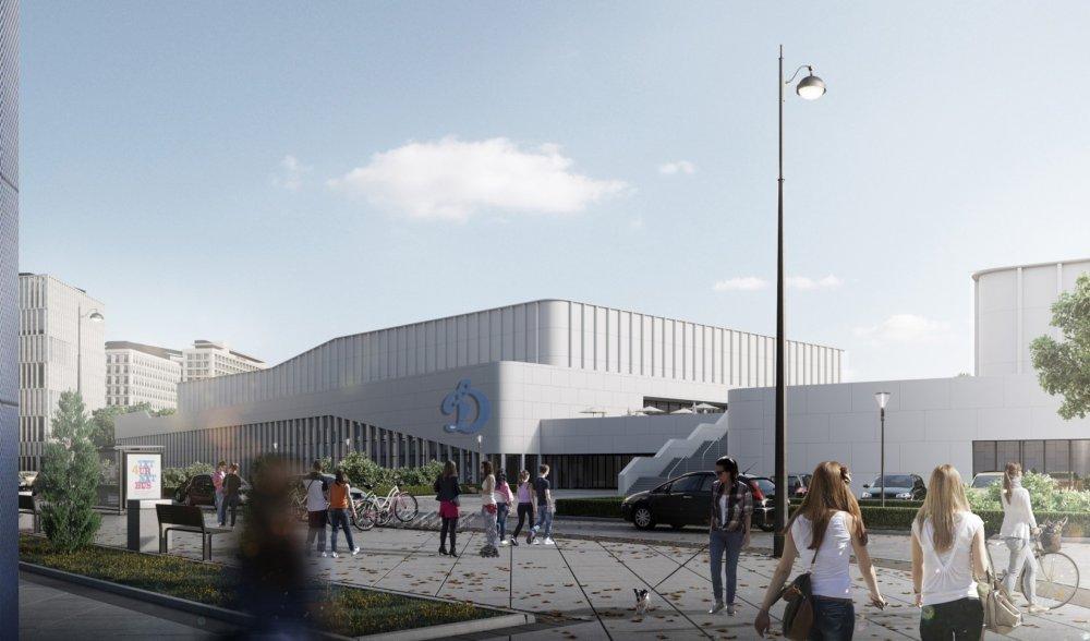 ГК «Галс»: подписан генподрядный договор на комплекс работ по строительству  «Академии спорта «Динамо»