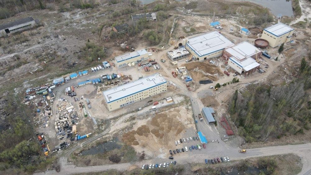 Туганское месторождение рудных песков: от опытной фабрики к масштабному производству