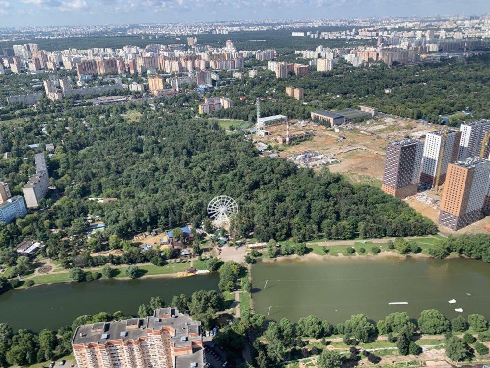 Где в Новой Москве создадут более 200 га парковых пространств