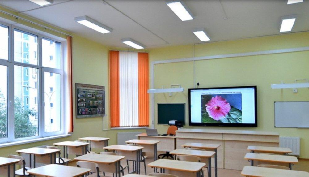 Школу-гигант на 1150 учеников построят в районе Лефортово в 2024 году