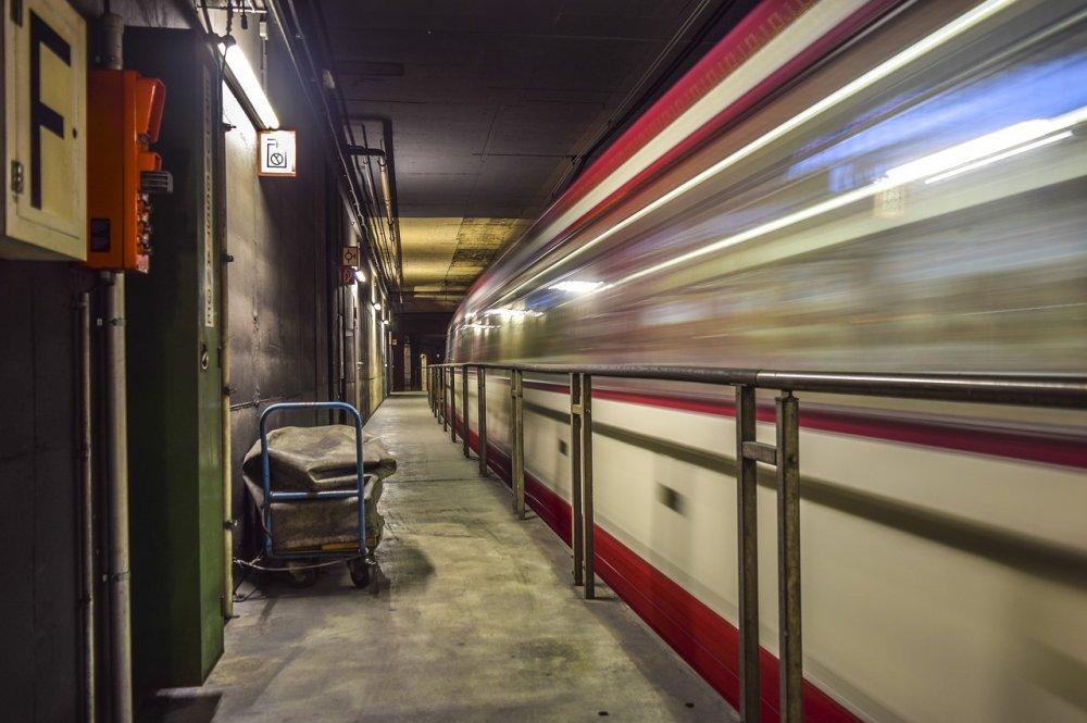 Восточный участок БКЛ метро готов почти готов