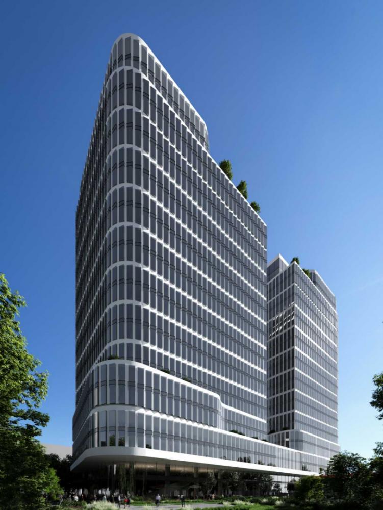 ГК «Галс»: подписан договор на разработку архитектурной концепции нового бизнес-центра на Дубининской улице