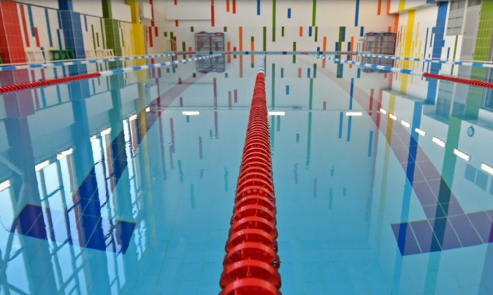 Спорткомплекс с бассейном в районе Пресненский ждет реконструкция