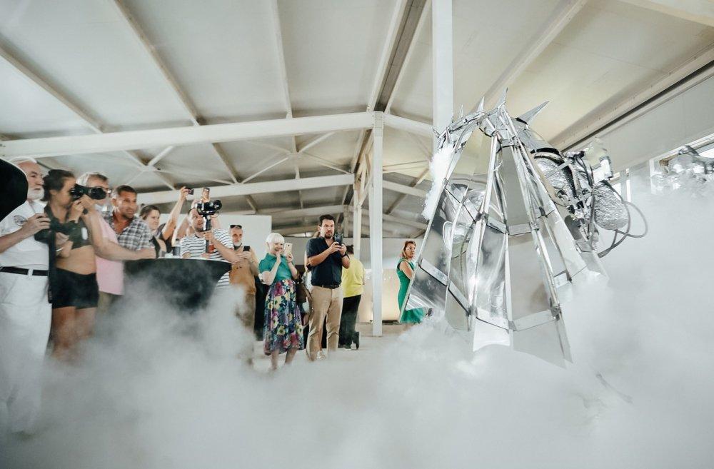 При поддержке выставки АРХ Москва состоялось торжественное открытие камнеобрабатывающего завода Pietra Bianca