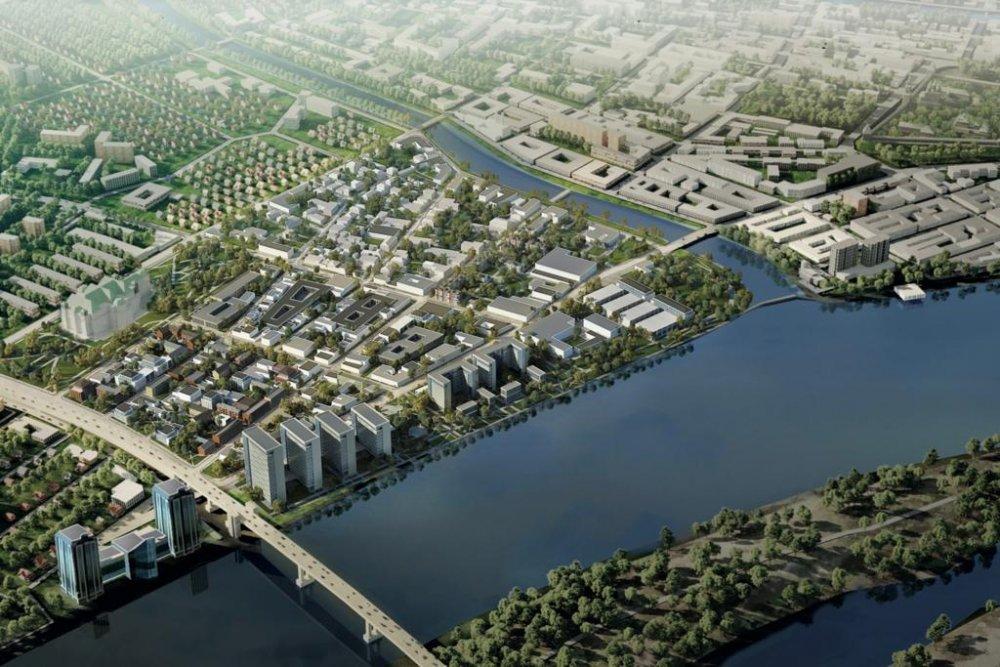 Выбран проект мастер-плана для комплексного развития Астраханской агломерации