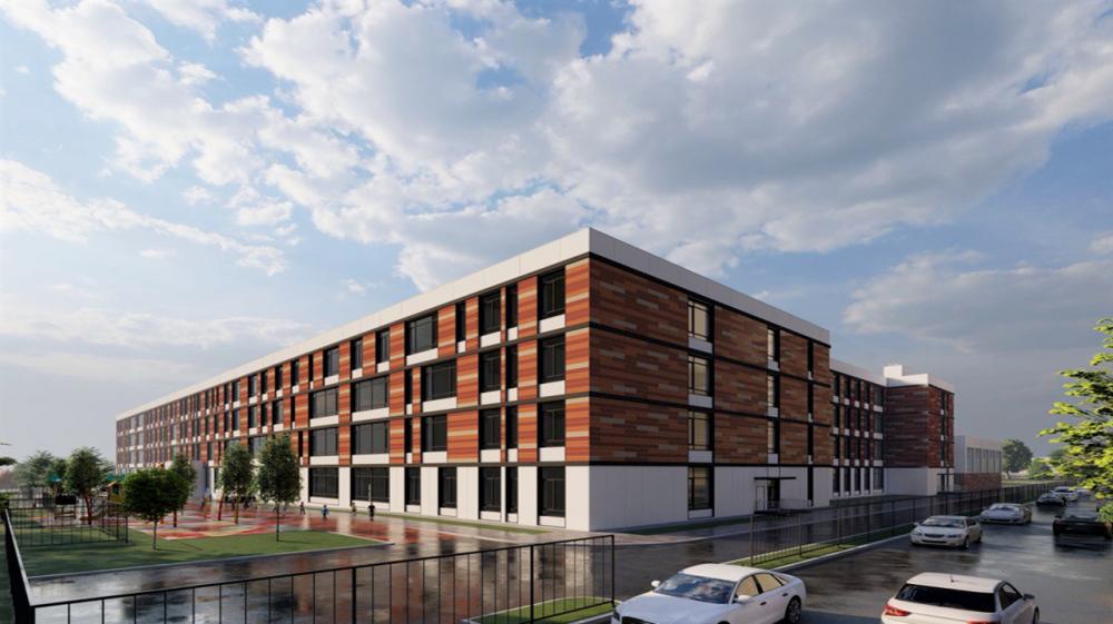 Определен подрядчик на строительство школы в ЖК «Гусарская баллада» в Одинцово