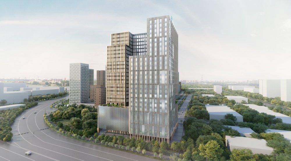 В ВАО появится новый центр с рабочими местами в составе жилого комплекса