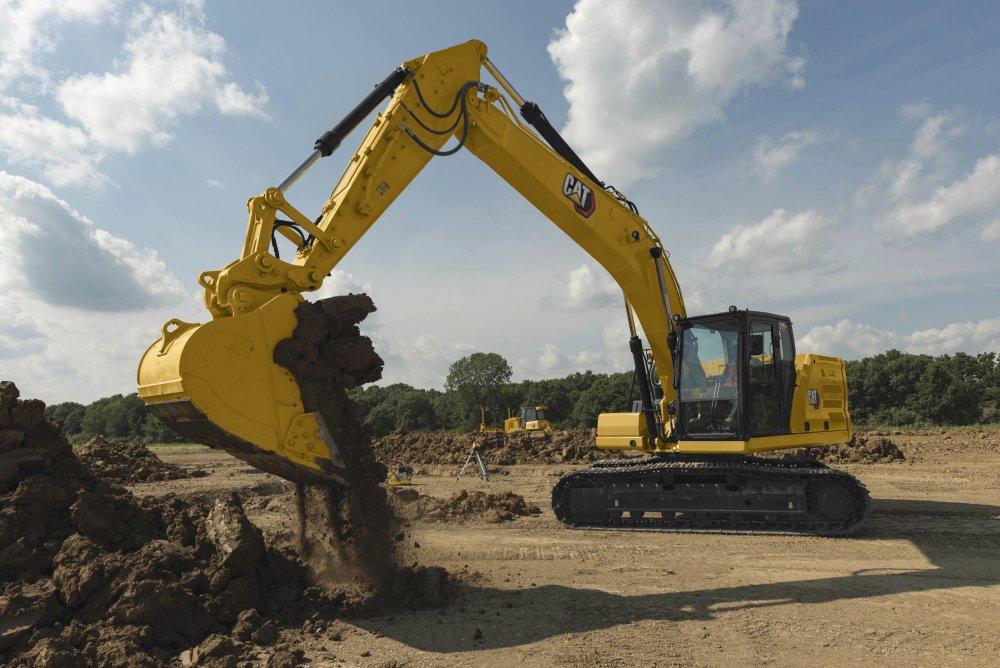 Компания Caterpillar® вывела на рынок габаритные модели строительной техники с транспортной шириной 2,5 метра