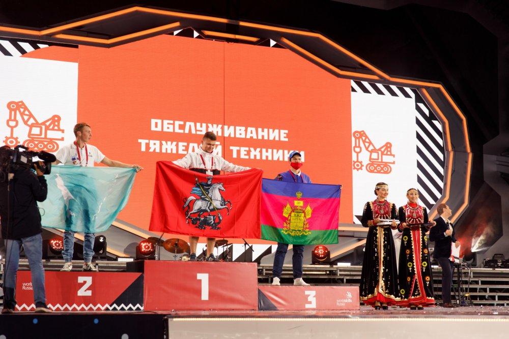 Volvo выступила платиновым партнёром финала IX Национального чемпионата WorldSkills Russia – 2021