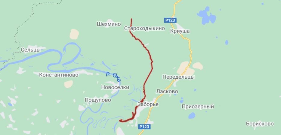Как в Рязани будут расчищать русло реки Солотча