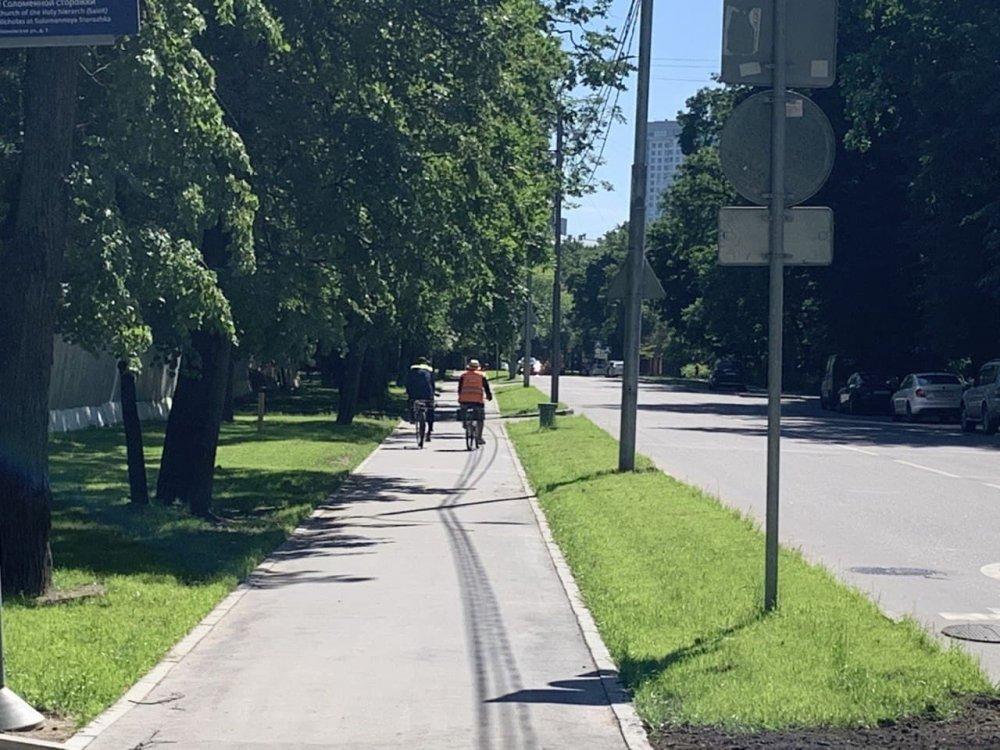 По прямому ходу шоссе Энтузиастов будет построен путепровод