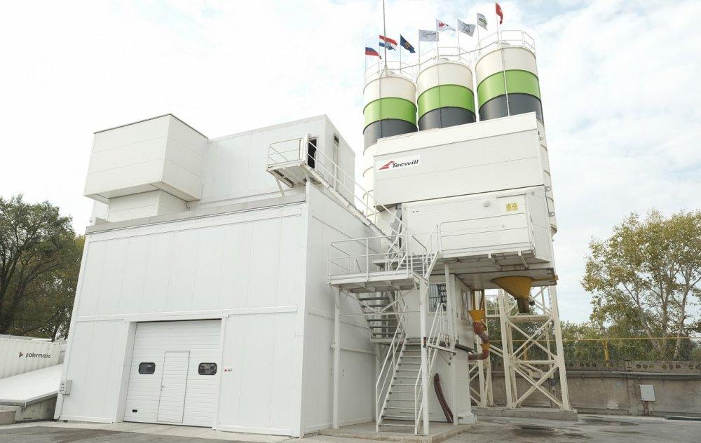 В Самарской области открыли завод по производству ЖБИ для промышленного строительства