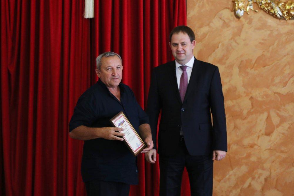 «УК «Выбор» награждена за вклад в борьбу с пандемией коронавируса